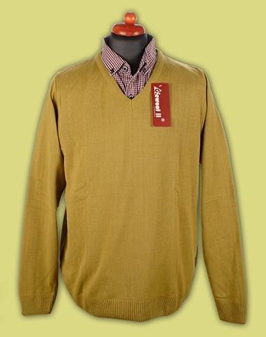 sweter cienki w serek 11