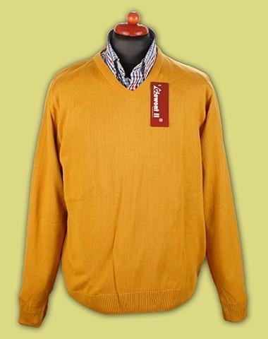 sweter cienki w serek 12