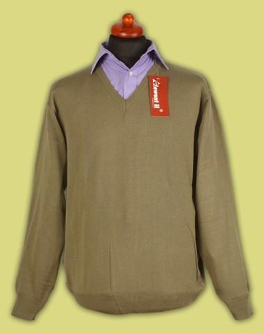 sweter cienki w serek 18