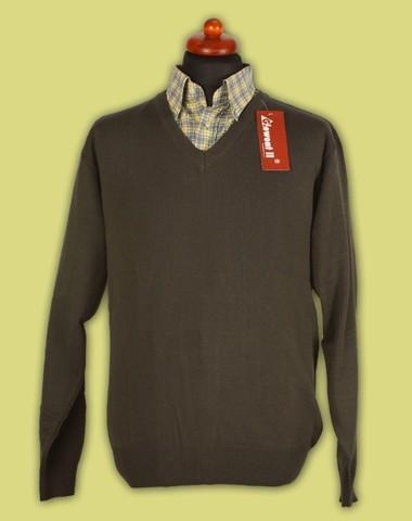 sweter cienki w serek 19