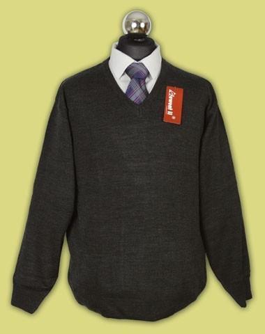 sweter cienki w serek 24
