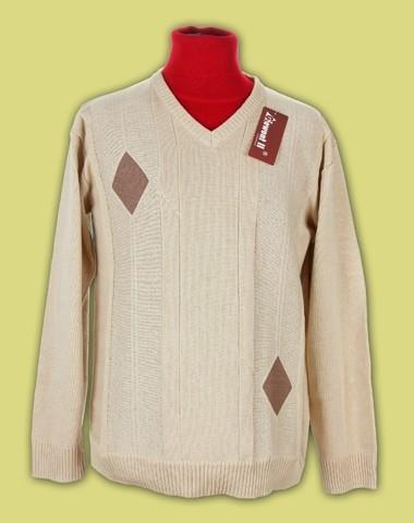 sweter cienki w serek 8