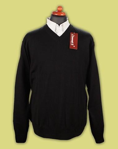 sweter cienki w serek 9