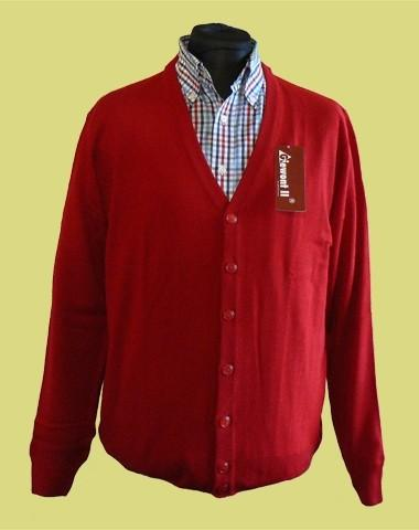 Sweter na guziki 9