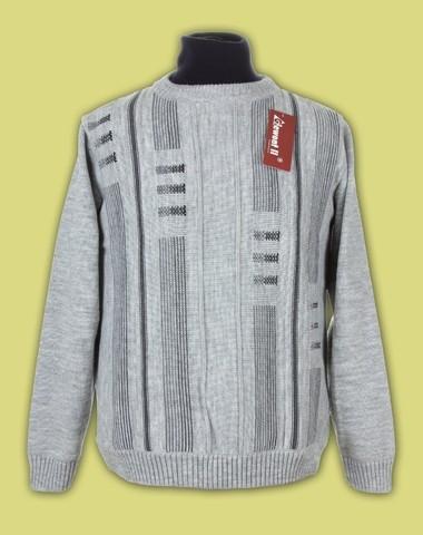 Sweter półgolf gruby 5