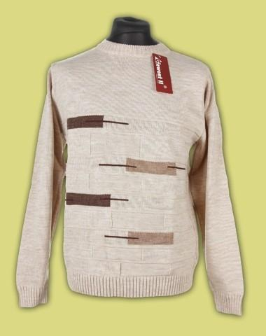 Sweter półgolf gruby 6