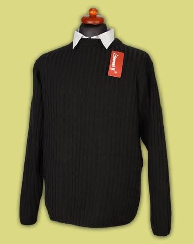 Sweter półgolf gruby