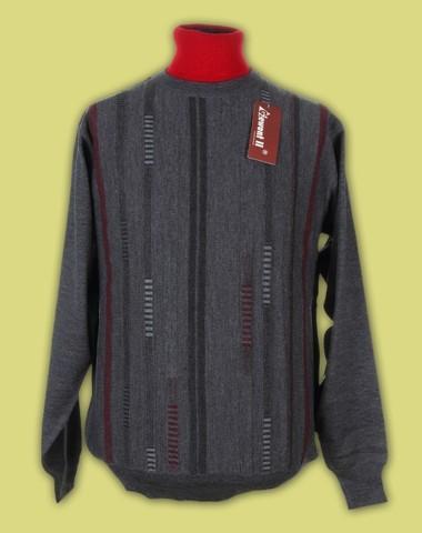 Sweter półgolf merynos 11