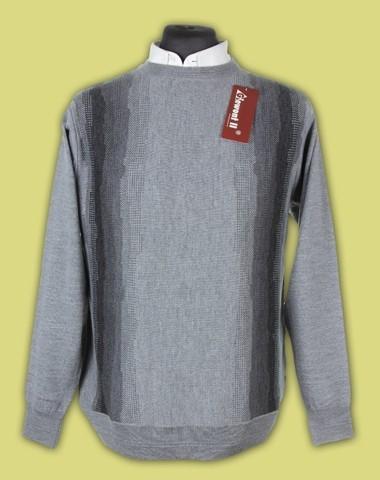 Sweter półgolf merynos 8