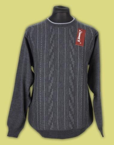 Sweter półgolf merynos 9