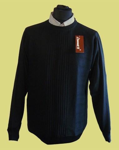 Sweter półgolf merynos 5