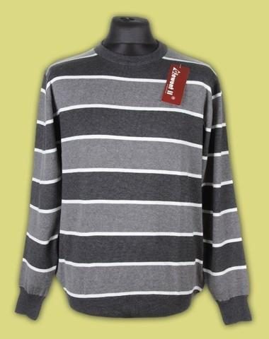 sweter półgolf paski 11